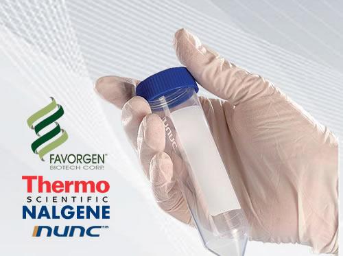 生物科技公司-網頁設計